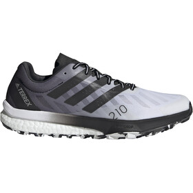 adidas TERREX Speed Ultra Trail Running Shoes Women, feather white/core black/solar yellow